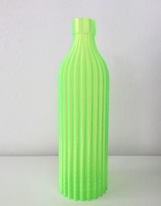 Bottiglia a Righe