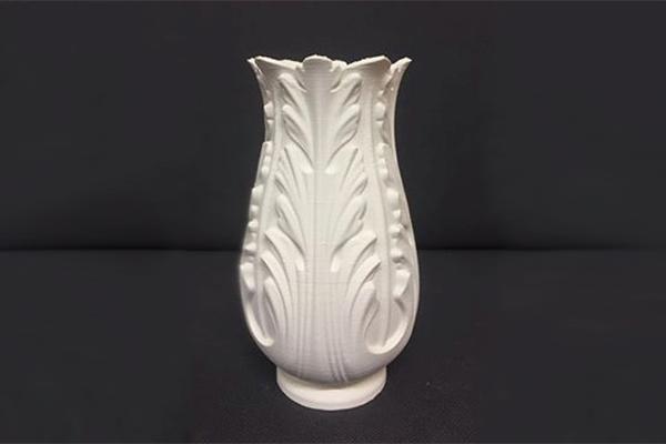 Vaso realizzati con stampa 3d