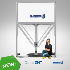 stampante Wasp DELTA 3 MT